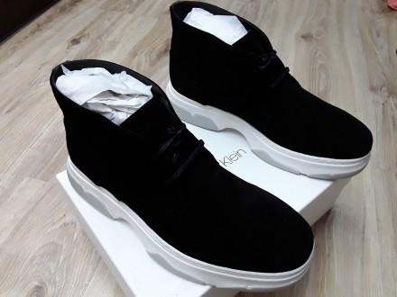 Ботинки Calvin Klein,  оригинал .. Верхнеднепровск. фото 1