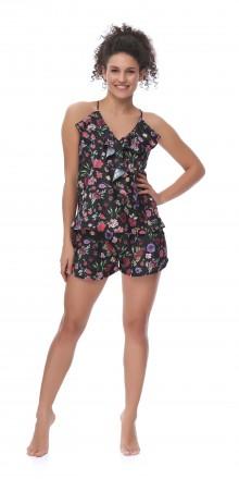 Предлагаем Вашему вниманию женские стильные пижамки в двух цветах: черная, белая. Киев, Киевская область. фото 6