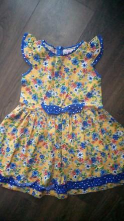 Платье 128 см. Херсон. фото 1