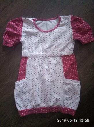 Платье 4-5 лет. Херсон. фото 1