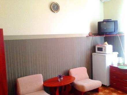 Сдается посуточно СВОЯ квартира в самом центре Одессы, на ул.Гоголя 9! Комната 1. Приморский, Одесса, Одесская область. фото 2