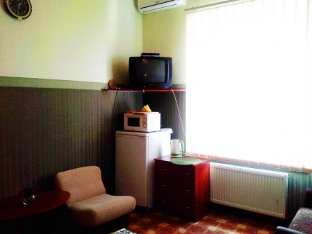 Сдается посуточно СВОЯ квартира в самом центре Одессы, на ул.Гоголя 9! Комната 1. Приморский, Одесса, Одесская область. фото 11