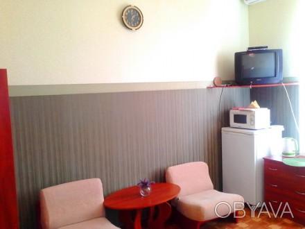 Сдается посуточно СВОЯ квартира в самом центре Одессы, на ул.Гоголя 9! Комната 1. Приморский, Одесса, Одесская область. фото 1