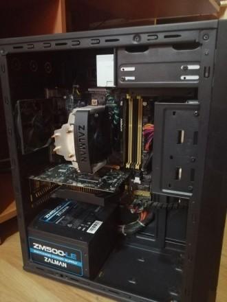 Технические характеристики  Intel Core i5-4460 (3.2 ГГц) / RAM 8 ГБ / HDD 1 TБ. Ирпень, Киевская область. фото 2