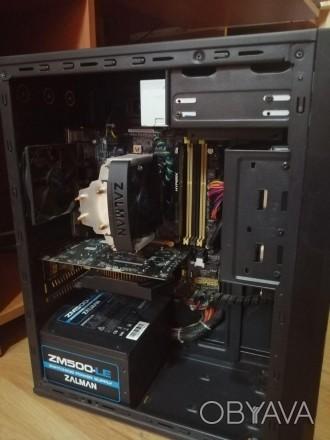 Технические характеристики  Intel Core i5-4460 (3.2 ГГц) / RAM 8 ГБ / HDD 1 TБ. Ирпень, Киевская область. фото 1