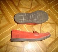 Обувь для девочки из натуральной замши. Легкие, прочные и удобные.. Запорожье, Запорожская область. фото 3