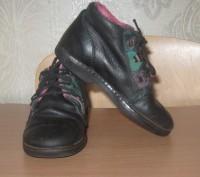 Кожаные ботинки. Киев. фото 1