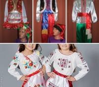 Детские карнавальные костюмы только новые от 170грн(гномики)от 195грн(овощи,фрук. Днепр, Днепропетровская область. фото 6