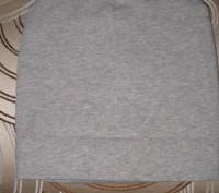 шапка теплая двойная . Цвет -серый. Ткань -итальянский плотный трикотаж.  Диамет. Житомир, Житомирская область. фото 5
