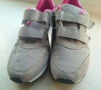 Кроссовки туфли Alive (Германия) р.31 новые, нат.замша. Запорожье. фото 1