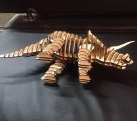 Продам 3D пазл ,42 см длина ,материал фанера штучная работа единственный в своём. Киев, Киевская область. фото 4