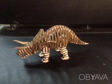 Продам 3D пазл ,42 см длина ,материал фанера штучная работа единственный в своём. Киев, Киевская область. фото 1