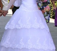 Продам свадебное платье. Киев. фото 1