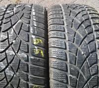Шины Dunlop spwinter sport 3d 225/45R17 зима 2 штуки. Киев. фото 1