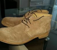 Продам мужские ботинки б/у 2 раза. Киев. фото 1