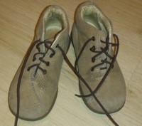 Продам осенние кожаные туфли на шнурках в очень хорошем состоянии р.26. Київ, Київська область. фото 3