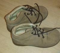 Продам осенние кожаные туфли на шнурках в очень хорошем состоянии р.26. Київ, Київська область. фото 2