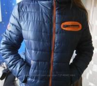 Куртка осень-весна на девочку 12-14 лет в идеальном состоянии. Балаклія. фото 1