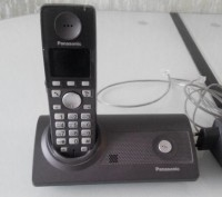 Продам радио телефон Panasonic. Запорожье. фото 1