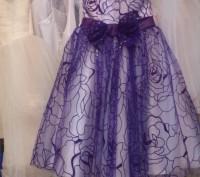 Предлагаем большой выбор детских нарядных платьев по доступной цене в Чернигове.. Чернигов, Черниговская область. фото 6