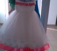 Предлагаем большой выбор детских нарядных платьев по доступной цене в Чернигове.. Чернигов, Черниговская область. фото 3
