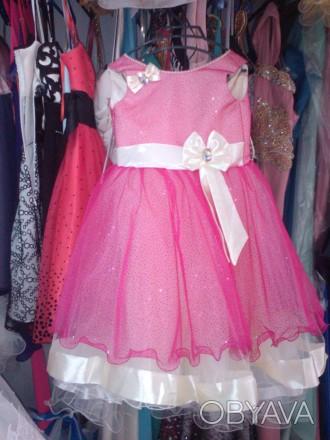 Предлагаем большой выбор детских нарядных платьев по доступной цене в Чернигове.. Чернигов, Черниговская область. фото 1