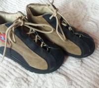 Деми ботинки на мальчика  Pepina Ricosta,р.24. Чернігів. фото 1