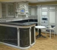 Кухни, кухонная мебель, столы, мебель для кухни на заказ. Запорожье. фото 1