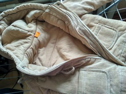Продаю удлиненную куртку на холодную осень в идеальном состоянии , очень теплая,. Київ, Київська область. фото 13