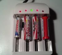 Зарядное устройство для Li-Ion, LiFePO4, Ni-MH, Ni - Cd. Запорожье. фото 1