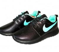 Кроссовки Nike кожаные. Запорожье. фото 1