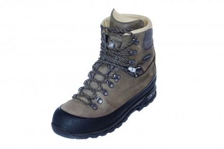 Кожаные ботинки Lowa Baffin Pro. Стелька 28, 5 см. Нетешин. фото 1