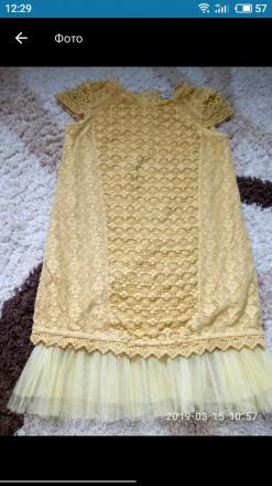 Платье 8 лет. Херсон. фото 1