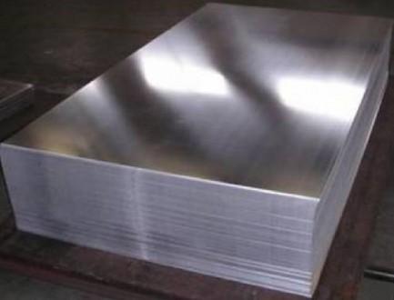 Лист AL алюминий 0,4х1200х3000мм. Калуш. фото 1