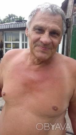 Живу один в своём доме в терновском р-не.На пенсии.Ищу спокойную, добрую женщину. Кривой Рог, Днепропетровская область. фото 1