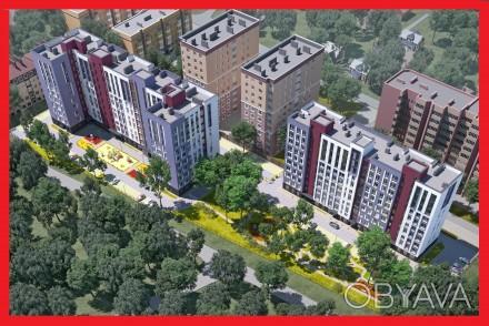 ЖК Новые Метры Park!  Просторная 1-ком. квартира площадью 34 м2.  Удобная план. Ирпень, Киевская область. фото 1