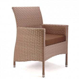 Плетеная мебель из ротанга, Кресло Капри.от производителя, ротанговая. Для кафе.. Тячев. фото 1