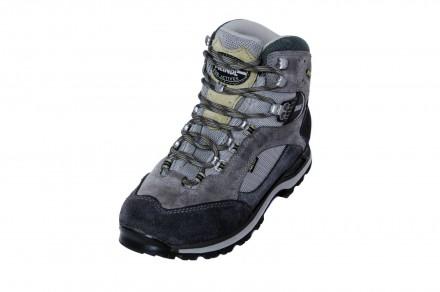 Ботинки Meindl Gore-Tex Vibram. Стелька 24, 5 см. Нетешин. фото 1
