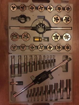 Набор для нарезания резьбы. Одесса. фото 1