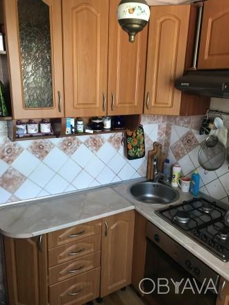 Посуточная аренда. 1-к. квартира в центре города, 100 м до пляжа. Бердянск, Запорожская область. фото 1