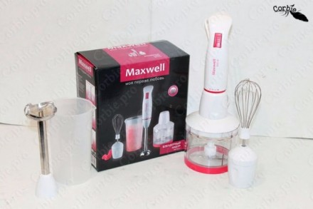 Блендер Maxwell MW - 1172. Снятин. фото 1
