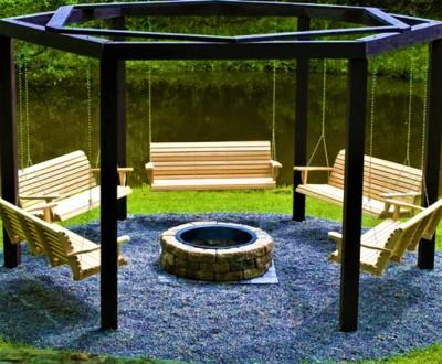 Группа качель Furniture-Tokar Relax из дерева. Шикарные качелиRelax из дерева.. Тячев, Закарпатская область. фото 2