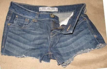 Шорти The Ckinny jeans CKH DNM Clockhouse, котон. Кривой Рог. фото 1