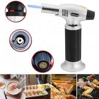 Ручная газовая горелка для кухни - Cigar Lighter OL-400. Одесса. фото 1