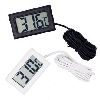 Цифровой Электронный Термометр с дисплеем. Одесса. фото 1