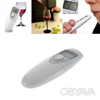 Цифровой спиртовой тестер имеет точный диапазон обнаружения: 0,00 ~ 0.19% BAC & . Одесса, Одесская область. фото 1