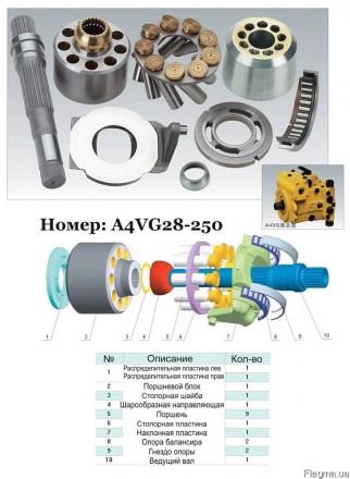 Rexroth Bosch Group - один из ведущих в мире производителей гидравлических насос. Киев, Киевская область. фото 3