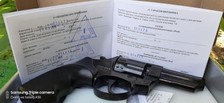 Револьвер  profi 3 ,флобер фирмы Zbroia  в идеальном состоянии грубо говоря новы. Новомосковск, Днепропетровская область. фото 4