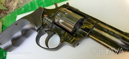 Револьвер  profi 3 ,флобер фирмы Zbroia  в идеальном состоянии грубо говоря новы. Новомосковск, Днепропетровская область. фото 1