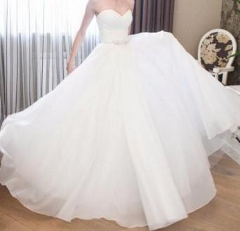 Продам свадебное платье. Александрия. фото 1